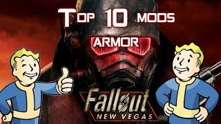 Fallout NV Топ 10 модов на броню