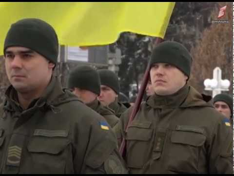 ТРК Вінниччина: Живий тризуб на площі міста 08 01 2019