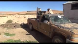 ريف دمشق  نظام الأسد يخلي مقاتلاته المتواجدة بمطاري السين والضمير