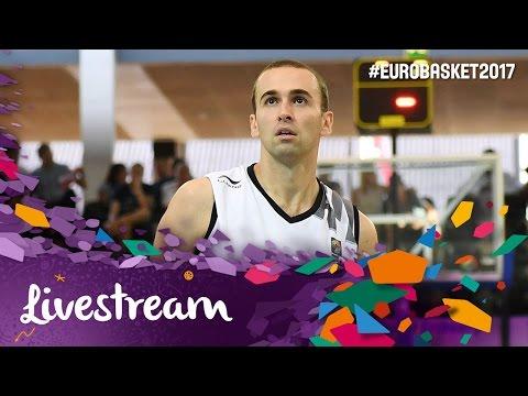 Switzerland vs Cyprus (FIBA Eurobasket Men 2017 Qualification)