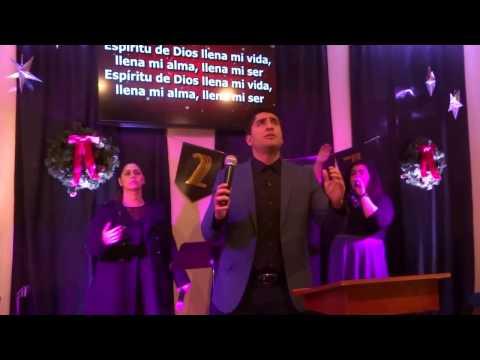 Roca de Salvacion-Espiritu de Dios; Llena mi vida