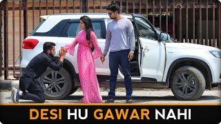 Desi Hu Gawar Nahi | True Love Never Dies | Robinhood Gujjar
