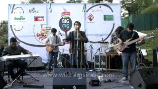 Raagleela - Young artists from Delhi performing live in Mussoorie