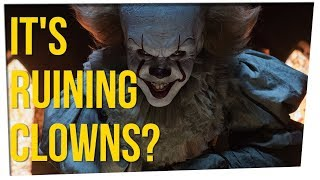 Clown Association Fears