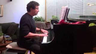 Claudinette - Tango Canción - Izak Matatya, piano