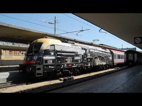 Taurus 175 Jahre OBB E190.020 (Nuova Versione) con EC 84 Bologna Cle - Munchen