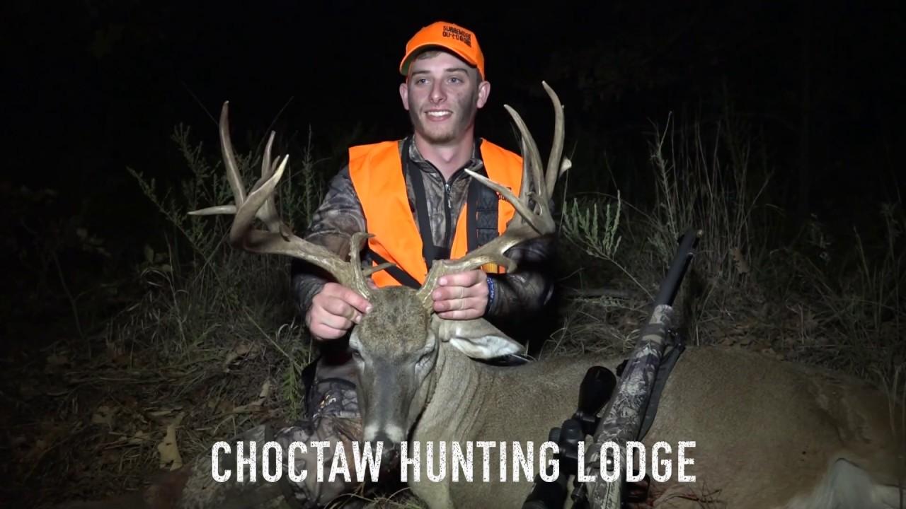 Choctaw Hunting Lodge | 44,000 Acres of hunting land creates