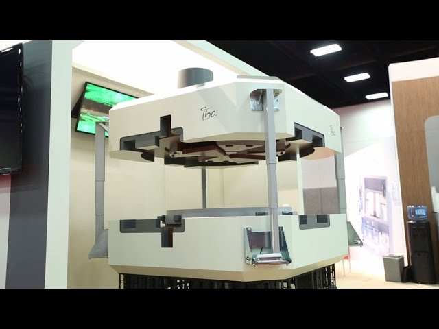 IBA unviels its new cyclotron at SNMMI'16