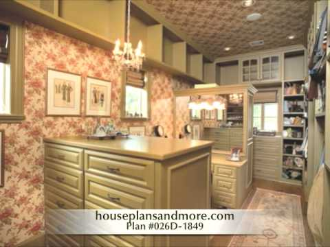 english cottage homes video 1 house plans and more - English Cottage House Plans