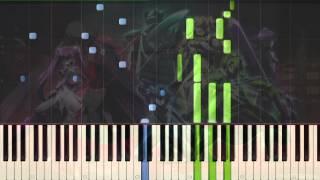 Video [Akame ga Kill!] OP 2 Liar Mask Piano Synthesia Tutorial download MP3, 3GP, MP4, WEBM, AVI, FLV Juni 2018