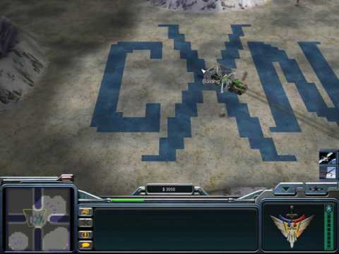 2v2 CXN - wait, is it over already? [Command And Conquer Generals Zero Hour Mutliplayer]