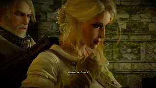 The Witcher 3: Wild Hunt – Ciri gets mad at Geralt
