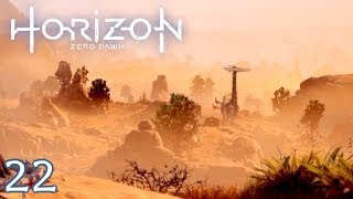 Horizon: Zero Dawn #22 - Exploring the Desert