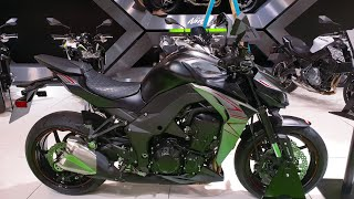 Top 7 New Kawasaki Motorcycles 2019