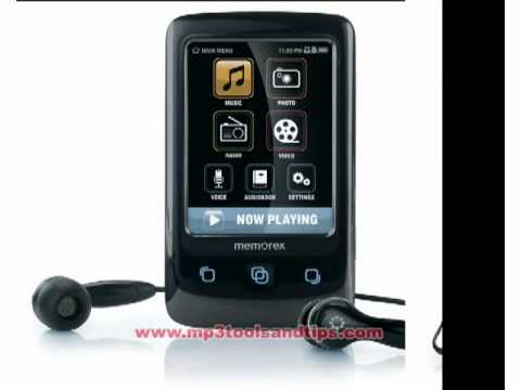 cool mp3 players