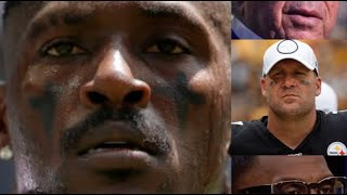 Antonio Brown says he's quitting NFL PLANTATION, calls out Shannon Sharpe, Big Ben, Robert Kraft