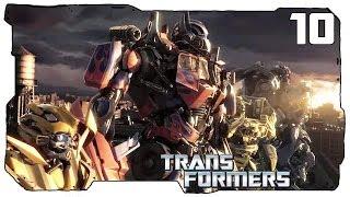 Transformers # 10 - Bosskampf gegen Megatron - Let