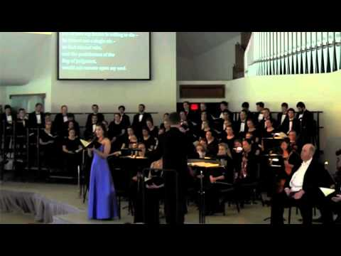 Aus Liebe from St. Matthew Passion - J.S. Bach (Anne-Marie Dicce, soprano)