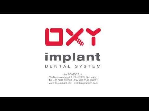 Oxy implant - Video presentazione prodotto
