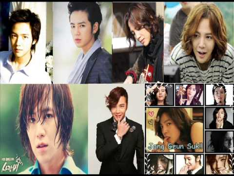 Jang Geun Suk's Songs Collection  장근석