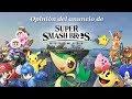 Opinión del anuncio de Super Smash Bros Ultimate + Nintendo Direct (E3 2018)