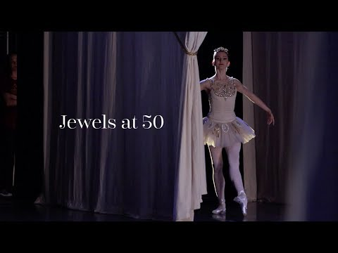 Jewels at 50 : Pacific Northwest Ballet