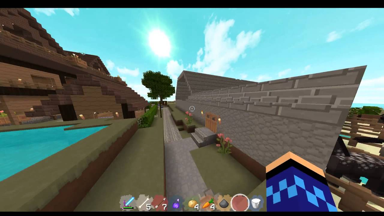 Ich Spiele Minecraft Mit Leon Und KleinepaulaLP YouTube - Spiele wie minecraft pc