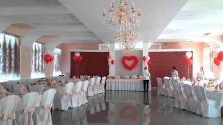 Украшение свадьбы в Ресторане