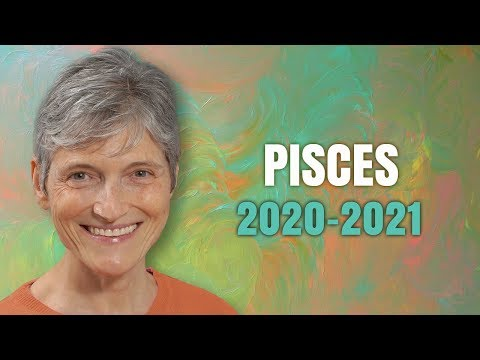 PISCES 2020 – 2021 Astrology Annual Horoscope Forecast