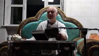 Развлечения Господа Чайтаньи в роли юного знатока писаний (2019.10.02)