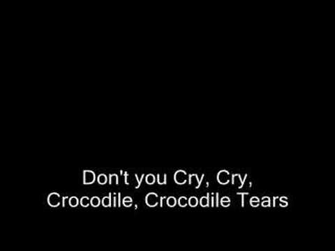 Crocodile Tears Instrumental / Karaoke (Tangled Up)
