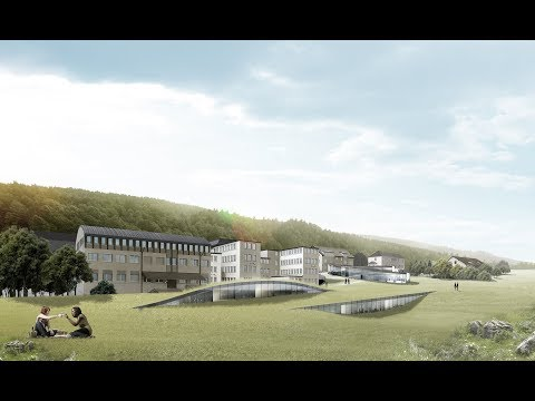 BIG Selected to Design Human Body Museum in France | HD
