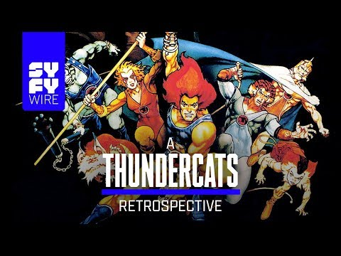 Thundercats: Everything You Didn't Know | SYFY WIRE