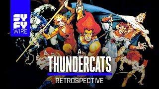 Thundercats: A Look Back   SYFY WIRE