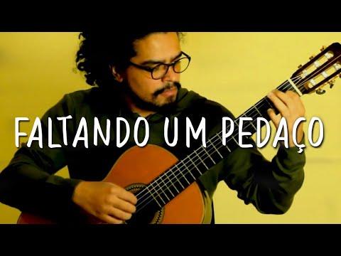 Djavan - FALTANDO UM PEDAÇO (Violão Solo Fingerstyle) MPB #11