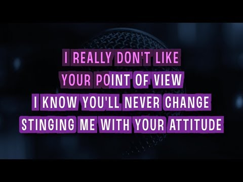 Skinny Genes Karaoke Version by Eliza Doolittle (Video with Lyrics)