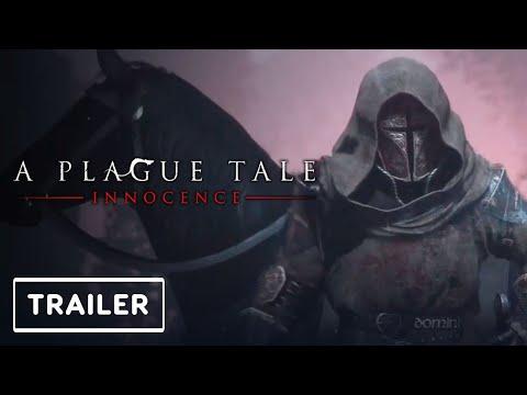 A Plague Tale: Innocence - Xbox Series X 4K Optimized Trailer | Xbox Games Showcase