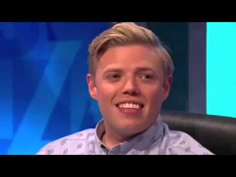 Jimmy Carr about Rob Beckett's massive teeth