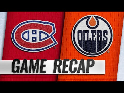 Draisaitl, McDavid pace Oilers to 6-2 win vs. Habs