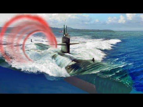 Телепортация подводной лодки