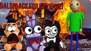 Video FNAF plush: baldi's basics back for revenge! download MP3, 3GP, MP4, WEBM, AVI, FLV Oktober 2018
