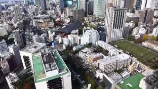 Tokyo, Japan - Tokyo Tower - Main Observatory HD (2015)