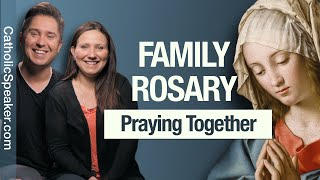 Catholic - Save Your Family (Daily Rosary)