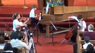 Reinecke: Piano Trio Op. 159 #3, Andante