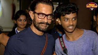Aamir Khan Returns From 'Thugs Of Hindostan's Malta Schedule | Bollywood News