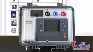 Megger MIT1020/2 10 kV Insulation Resistance Tester with Data Storage