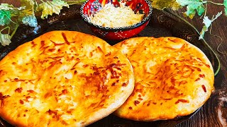 Хачапури по Мегрельски с сыром рецепт
