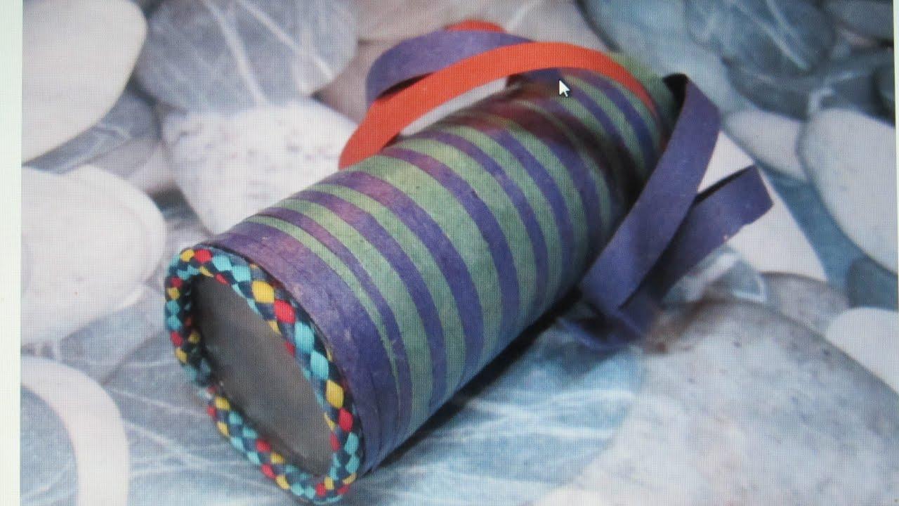 Manualidades como se hace un caleidoscopio casero - Como se hace manualidades ...