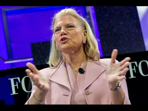 IBM CEO Ginni Rometty and Well's Fargo CEO John Stumpf on disruptions and speed of change | Fortune