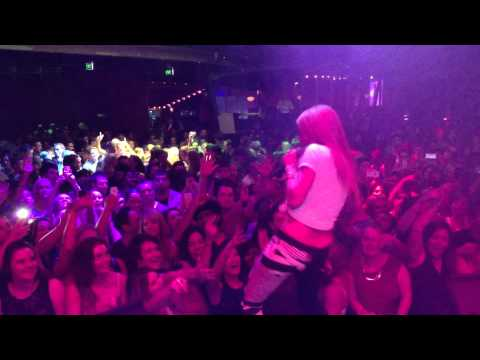 HAVANA BROWN - BIG BANANA LIVE @ EVE PERTH